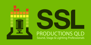 SSL Productions Logo