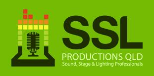 SSL Productions Logo